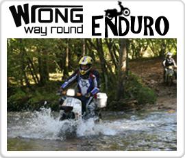 Wrong Way Round Enduro