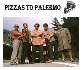 Pizzas to Palermo