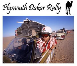 Plymouth Dakar Rally