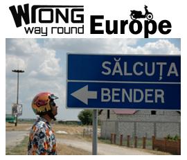 Wrong Way Round Europe