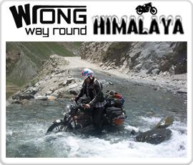 Wrong Way Round Himalaya
