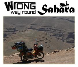 Wrong Way Round Sahara