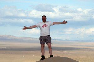 clusterfuck t-shirt sand dune