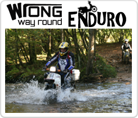 Wrong Way Round Enduro