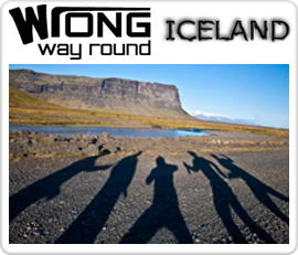 Wrong Way Round Iceland Event Holder