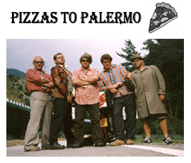 Pizzas to Palermo