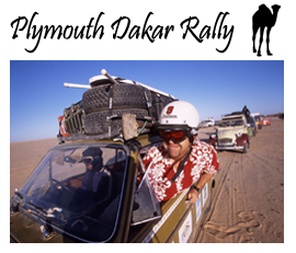 Plymouth Dakar Rally