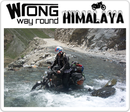 Wrong Way Round Himalaya