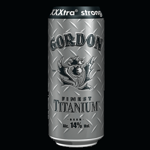 A can of Gordon