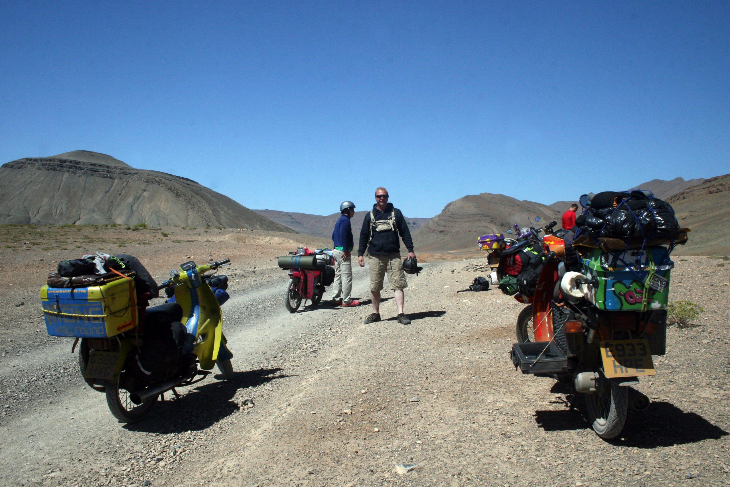 Wrong Way Round Sahara Part 5