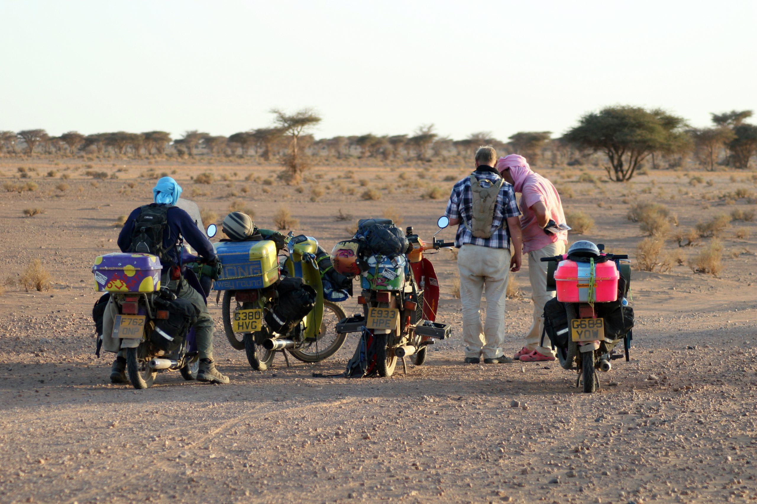 Wrong Way Round Sahara Part 7
