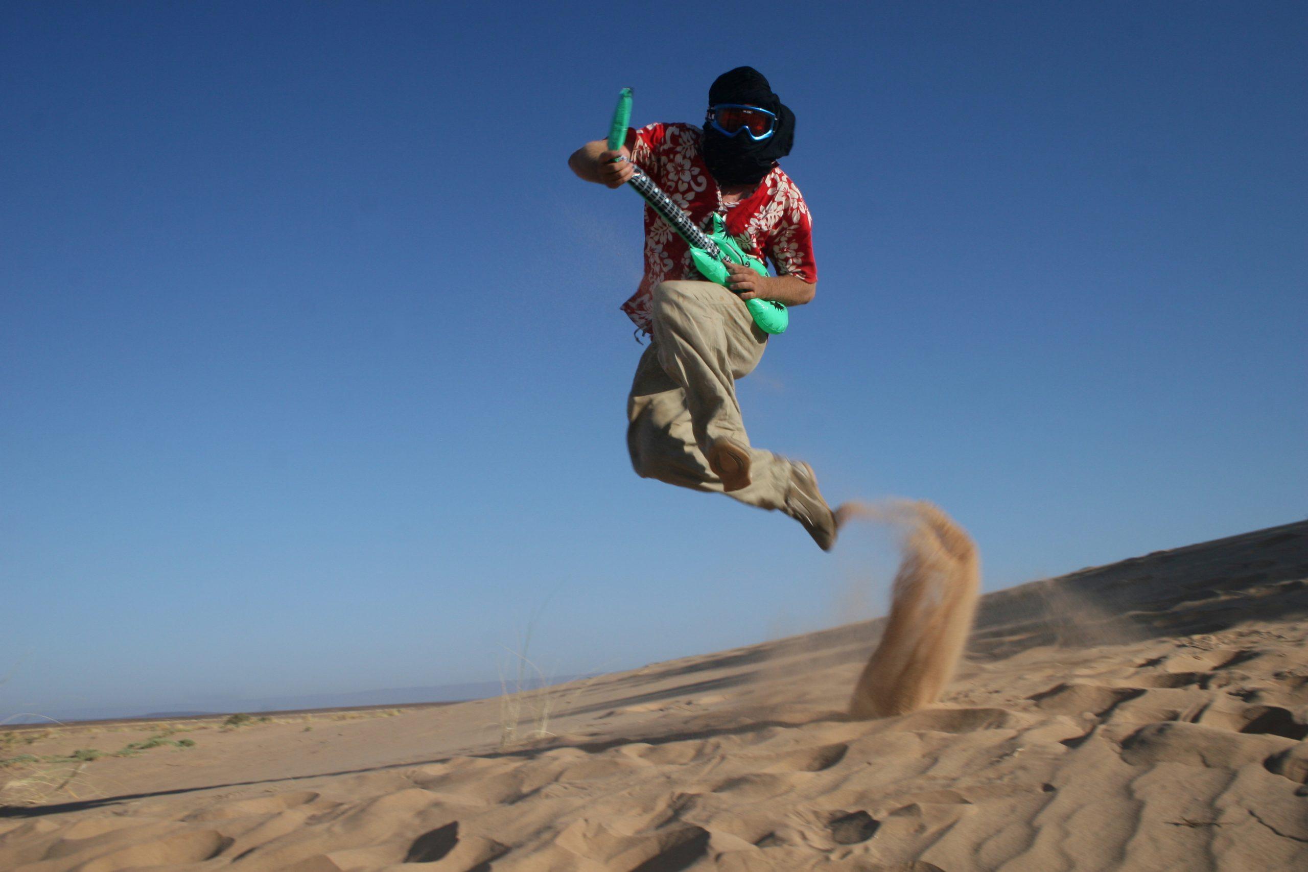 Wrong Way Round Sahara Part 8