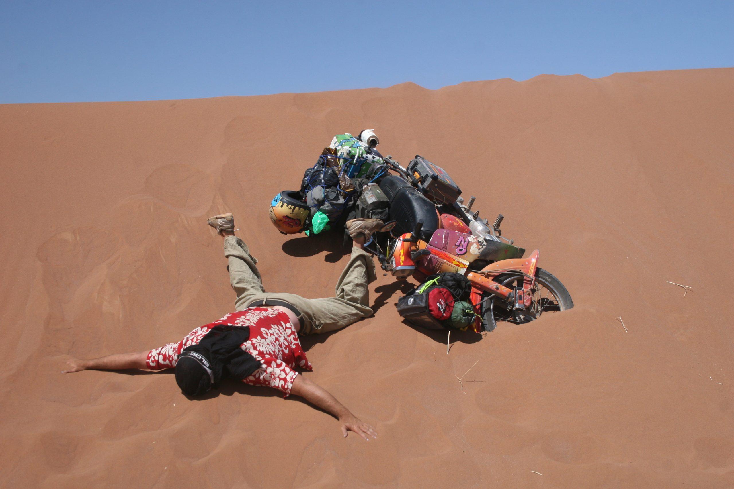 Wrong Way Round Sahara Part 9